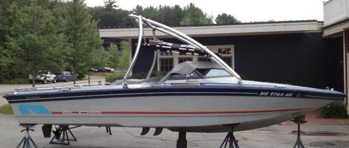 WANTED: Inboard Ski Boat