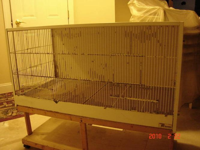 Wanted: Looking for terenziani flight cages