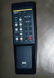 WANTED: NAD receiver Remote Control