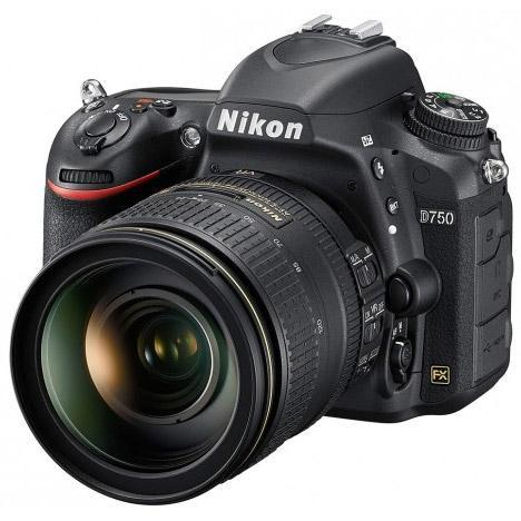 Wanted: Nikon D750 camera and lens-new or used in good condition