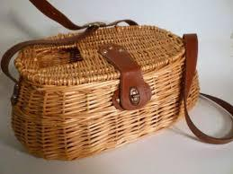 WANTED: (Trout Creel Basket)