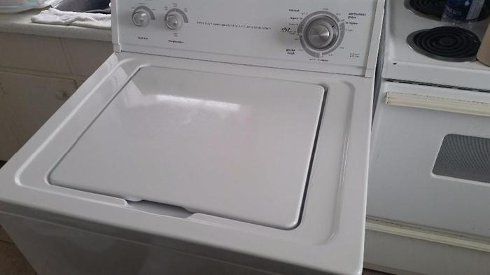 Washer and dryer units