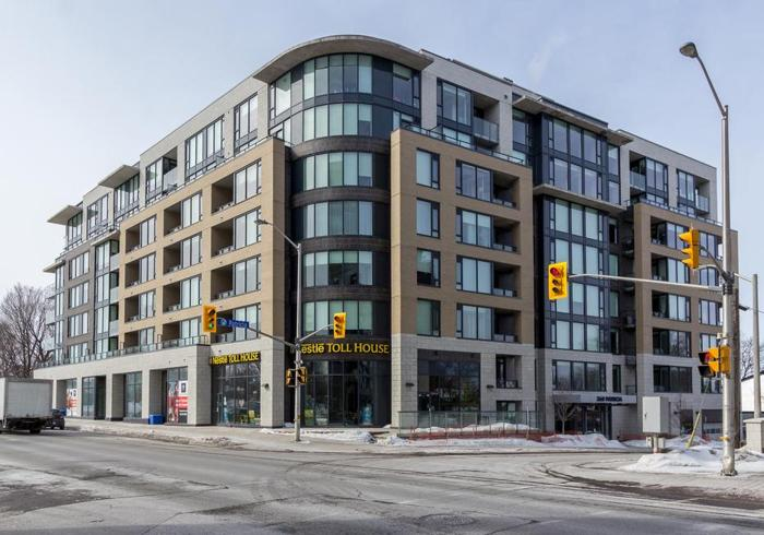 WHAT A VIEW!! 1 bed/1 bath condo in the heart of Westboro!