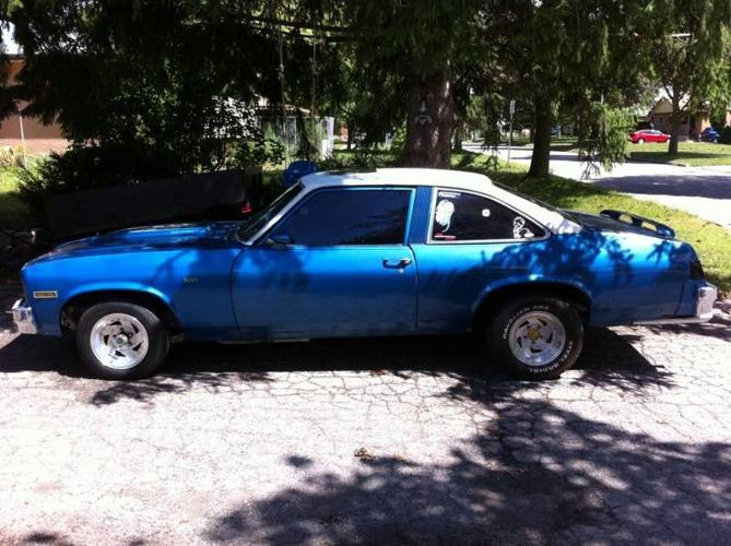 Winter Project 1979 Chevrolet Nova/Skylark(1 of a kind)