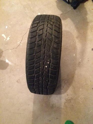 winter tires 225/60R16