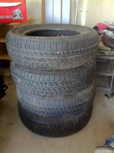 Winter Tires- R195/65R15 89T