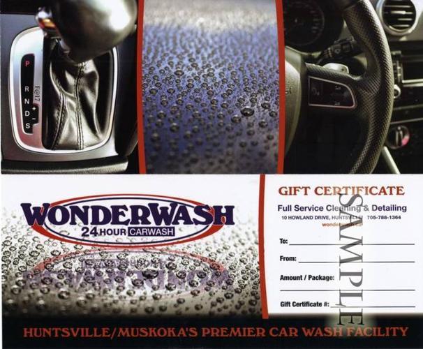 WonderWash Your Car!