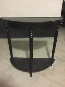 Wooden Half Table perfect for front entrance