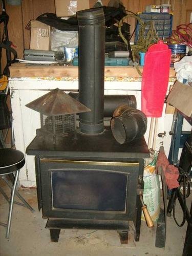 Woodstove Warnock Hersey Made In Canada For Sale In Simcoe Ontario Ads In Ontraio