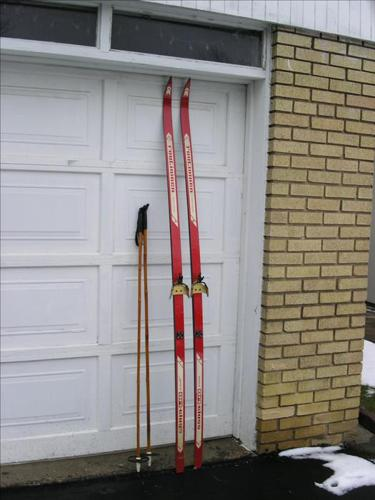 X-country Skis Set