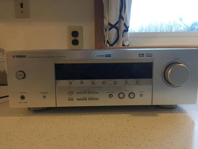Yamaha HTR-5730 Receiver
