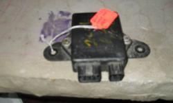 01 03 suzuki gsxr 600 ecu 125,regulator 50,wiring harness 125 not in picture .plus shipping