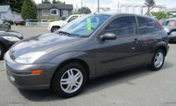 Make Ford Model Focus Year 2002 Trans Manual kms 170 03 Ford Focus ZX3 Hatchback 4 CYL, 5 Speed , Only 170km Really nice $2699 Please Call 250753-1900 or 250729-5354 Dealer #10787