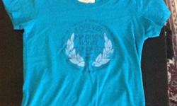 XL Campus Crew shirt, never worn