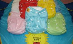 We offer free delivery to your door steps within 1 to 3 business days after you place your order. For more information about the diapers and other products please visit our website at www.gigglelife.com Order 12 or more diapers and enter the Special code
