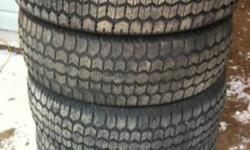 4 p185/70r14 winter tires, only one winters use. This ad was posted with the Kijiji Classifieds app.