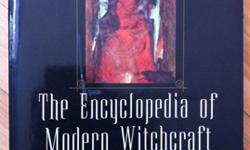 FOR SALE:UNIVERSITY OF OTTAWA TEXTBOOKTHE ENCYCLOPEDIA OF MODERN WITCHRACT & NEO-PAGANISMEdited by: Shelley Rabinovitch & James LewisEXCELLENT CONDITION.NO HIGHLIGHTER MARKSNO BENT PAGES.Price Negotiable* GOOD FOR SRS 1110 & SRS 1191 AT UOTTAWA *- - - - -