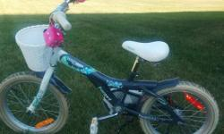 16 inch girls bike. See attached pictures