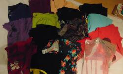 16 t-shirts 5 sm., 10 med., 1 Lg. 16 for $10 (#303 Route 14 Coleman)