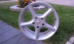 Selling a 17 rim set. 5X120 bolt pattern . No scratches in good condition  Email me if interested.