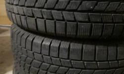 For Sale is 185/65/15 Used Pirelli Snowsport Winter Snow Tyres. Set of Four. Lots of tread left for many more winters! 70%+ tread (7/32). PRICE IS FIRM !!! No patches, no cracks. Pick up in Markham. If the ad is here, it is still available. TEXT ONLY to