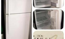 Fridge is a few years old but still works great. Has a crack on the bottom shelf. Price is somewhat negotiable. Electronic Temperature Control - Convenient, up-front electronic temperature controls let you choose the ideal temperature for whatever foods