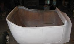 We can offer you new fabricated fiberglass t-bucket cabs.. Take a look at the pics to see what can be done with these