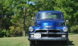 Rare Chevrolet 1300 all Canadian Western truck. Stored indoors over the winter. Solid Steel Body NO RUST. Full ownership and background on the truck. Restored over the last few years. Some of the major upgrades include: New clutch (this year) Engine
