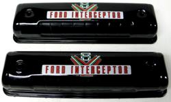 1955 56 57 Ford Thunderbird Mercury Y-Block Valve Covers 312 292 273 1954 to 1957 Ford Crown Victoria Police Interceptor Valve Covers pair Y-Block with gasket ready to bolt on, Very nice condition $135. Shipping is available upon request, pay with Interac
