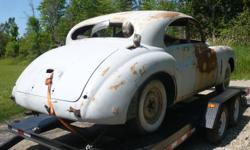 1955 Jaguar Mk V 4DR sedan. Very Rare! Complete. 6cyl, 4spd manual trans. Solid body.Sunroof.All guages, Ad all parts and pieces. Body work started, In primer. Great undercarrige. Interior, glass,chrome etc removed. All parts there, ready for restoration