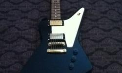 For this guitar, I would like an Ibanez RGA7. But I will give you $300 along with my guitar for a BRAND NEW Ibanez RGA7. This guitar is in great condition, and it's perfect for metal and rock. If you just want to buy the guitar, I'd like $425 for it.