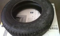 195/70R14 Michllin Artic Alpin WInter M+S tire in good condition