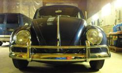 Fully Restored 1962 Classic Beetle Properly done frame off restoration. Stored indoors. A really beautiful car Fully rebuilt super beetle motor. Nothing to do. Turn the key drive and enjoy for years. Priced to sell at $5500. H807-768-9112 C807-628-2878