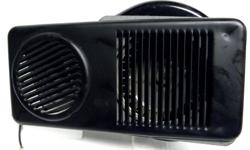 Chrysler Dodge Plymouth Mopar dealer- installed accessory rear window defogger / defroster blower type made by Electrohome , all metal housing no plastic parts, in excellent condition, fan blows very strong runs very quietly Date code 63 for 1963,