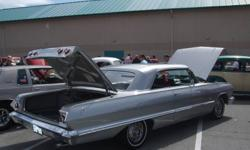 for sale 1963 impala super sport in lovely shape inside and out.