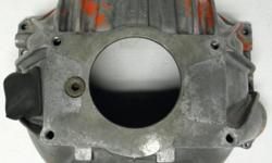 GM Factory original Aluminum Chevrolet bell housing casting # 3872444, 11 inches. This bell housing is a rare one with only use in 1966 Chevrolet Vette 427 425, 450HP and early 67 BB Vette as well 66 Chevelle SS 396 L-34 and early 67 Chevelle, Beaumont