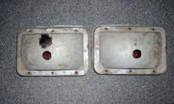 Used Tail Lights for a 1967 or 1968 Mustang   Asking $30.00 or best offer
