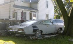 Make Me an offer!! Impala SS is a rolling project (305c.i. not running) which the bodywork has been started on the front. It has the 300 hp heads in the trunk. It is a real SS. I would like someone to do this car up. I cannot do it, I have too many