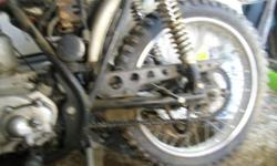 Hey i have a 1967 kawasaki 100 and i am looking to trade for. Laptop, guitar, ps3/xbox, other dirtbikes, streetbikes , money The bike is a rare classic its worth quite alot of money and there arnt that many of em left its a fast bike it goes 100mph its a