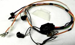 1968 69 Chevrolet Camaro Console wiring harness for automatic transmission with out gauges GM original part $65. Shipping is available upon request pay with Interac e-Transfer or PayPal 68 & 69 Console front floor mounting bracket $35. 68 & 69 Auto center
