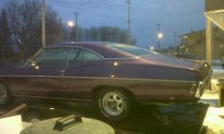 1968 impala 2dr, fastback, 350,auto, runs drives good, was safetied  and will resafety, new tires and dual exaust, minty black interior. may consider trades. make me an offer,was in storage for 3 years