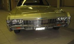 apprx 31,000 original mile. recently certified, runs like new,  professionally restored by  R& R CLASSIC CARS  needed paint only, new factory repro air conditioning installed by R&R CLASSIC CARS  in oct: 2008 THIS IS A RARE FINE owner will take almost