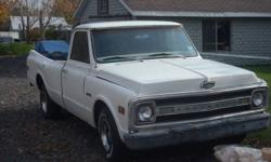 1969 Chevy C-10 Texas truck. 350 Runs good. Perfect project truck is solid. Box damaged in tornado. Lots and lots of parts to go with eng.parts, 700R4 trans, axles, etc. also have 2 '77 parts trucks too. contact Tagg @ (226) 345-3517 & leave msg.