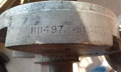 For sale 1969 396 325 hp dist #1111497 8M 18. Original not a re stamp $175. Peterborough area