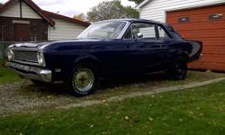 """Rare 1969 Ford Falcon 2dr. Body frame and floors in excellant condition 351 Windsor with Automatic transmission (Non-Running) Ford 9"""" Posi Rearend, 370 Gears, Brand new: Brakes, leafsprings with shackle kit, and shocks Lost interest.....Priced to sell"""