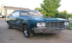 buick skylark 350 2 bbl auto,ps,pb(drum,all new)new hoses,cap,rotor,runs great,excellent tires 235 rear 215 front/14's,interior great,new gs coils,body has some very lower 1/4 rust,easy fix 5500.00 firm reduced from 6500.00 serious inquires only