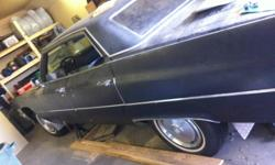 Lowrider ready! This classic Caddy only needs a muffler, rear shocks and a tranny seal to pass safety inspection. Drives smooth with new ball joints, tie rod ends, shocks and disc brakes up front. Ths beauty has plenty of power delivered by the 302 cu in