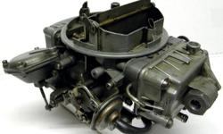 Holley Performance 4 Barrel Carburetor 650 CFM Spread Bore direct Quadra-Jet replacement for 454 & 350 CID engines works on many GM applications, in good condition, Its may required a carburetor kit. $150. Shipping is available upon request, pay with