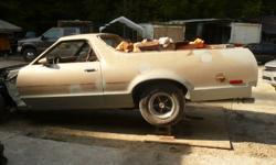 WANTED....1973-1979 Ranchero Rear bumper and rebar. Any condition.
