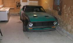 73 mustang NEW roof, 351 engine, ALL floor pans, front and rear fenders, mach 1 hood, brakes front and rear, rims and tires